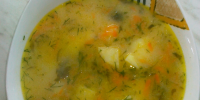 Ogorkowa (Sour Cucumber Soup) - Vegetarian, Probiotic